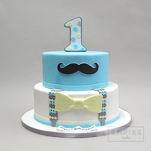 Suspender Birthday Cake