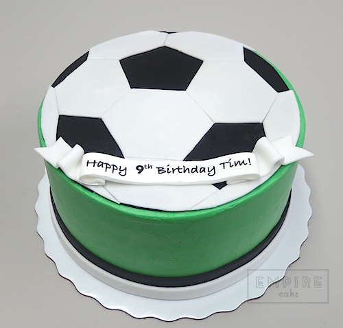 Soccer Jersey Cake Images