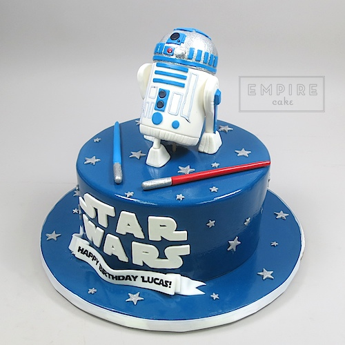 Star Wars Archives Empire Cake