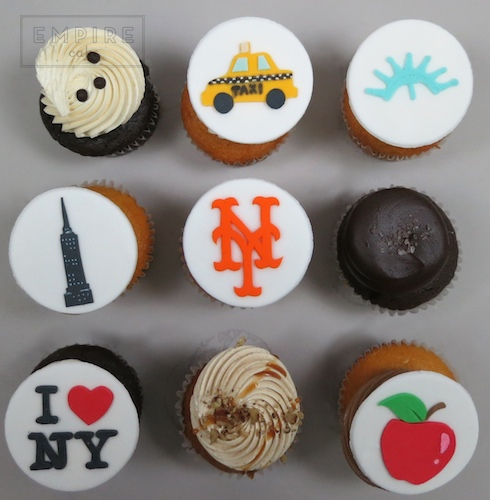 Order the best cupcakes in NYC. Pick them up or let us deliver them for you. We are one of the only cupcake shops in New York offering delivery services.