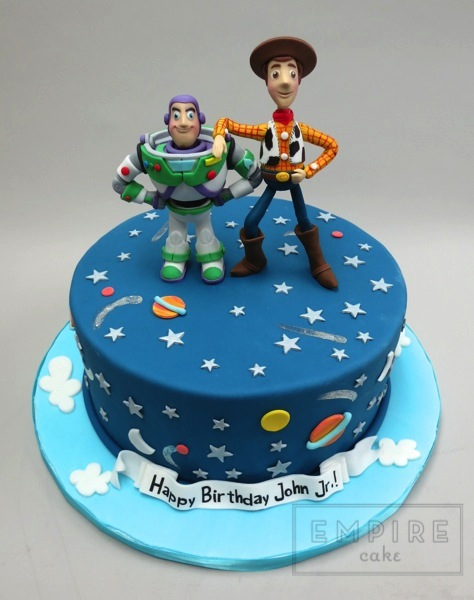 Toy Story Archives Empire Cake