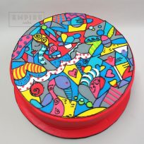 Britto Neo-Pop Art