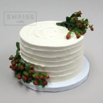Buttercream and Berries