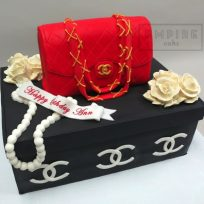 Chanel Bag & Box