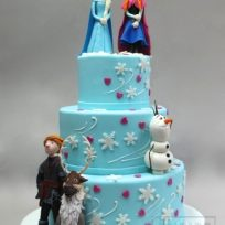 Frozen – Three Tier