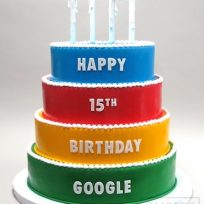 Google's 15th Birthday