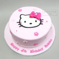 Hello Kitty in Fondant