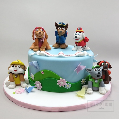 Pictures Of Birthday Cakes For Dogs