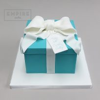 Gift Box & Bow Decoration Package (Tiffany Example)