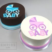 Baby Carriage Decoration Package