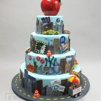Big Apple (Four Tier version)