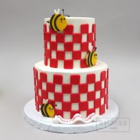 Checkered Bees