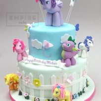 My Little Pony Two Tier