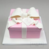 Gift Box & Bow Decoration Package (Pink Example)