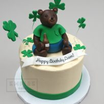 St. Patrick's Bear Birthday
