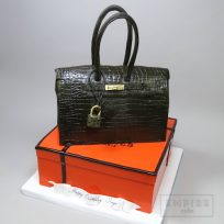 Birkin Bag and Hermès Gift Box