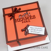 Hermes Gift Box (smaller version)