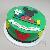 Mickey Mouse Clubhouse (green version)
