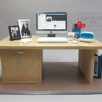 Office Desk with iMac