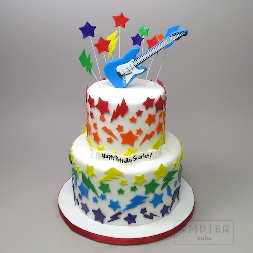 Musical Cakes Images