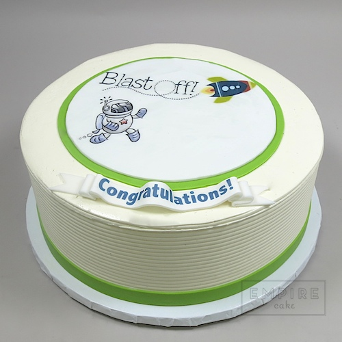 Edible Print Decoration Package (customizable image)