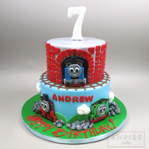 Thomas The Tank Engine Archives Empire Cake