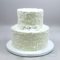 Coconut Two Tier