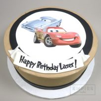 Edible Print (Cars example)
