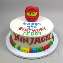 Lego Ninjago (single tier)