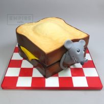 Mouse in a Sandwich House