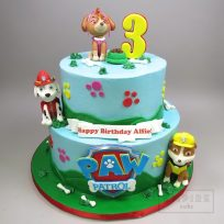 Paw Patrol (two tier)