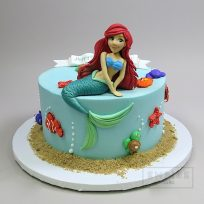 Little Mermaid (Ariel) – 3D Figure
