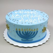 Hanukkah Birthday