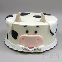 Empire Cake Collection Cow Shower