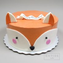 Empire Cake Collection Fox