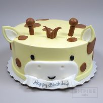 Empire Cake Collection Giraffe