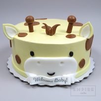 Empire Cake Collection Giraffe Shower