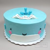 Empire Cake Collection Whale