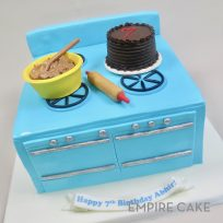 Oven (sculpted cake)