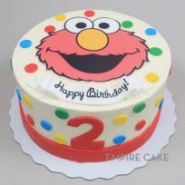 Empire Cake Collection Elmo Edible Print