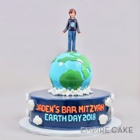 Earth Day Bar Mitzvah