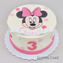 Empire Cake Collection Minnie Mouse Edible Print