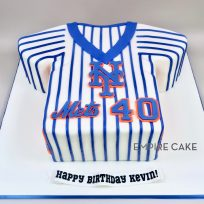 Baseball Jersey (Mets Version)