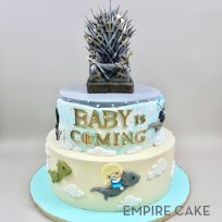 Baby Is Coming (Game of Thrones Shower)