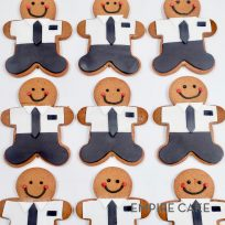 Book of Mormon (Missionary Gingerbread Cookies)