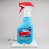 Windex Bottle (sculpted)