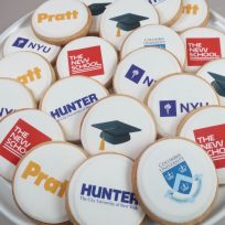 Graduation Edible Print Sugar Cookies