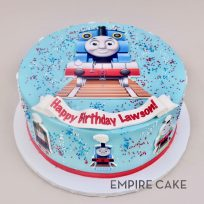 Thomas the Tank Engine (edible print decoration)