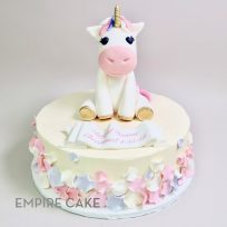 Unicorn Christening