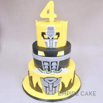 Transformers (Bumblebee three tier)